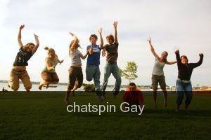 Gay chat room usa